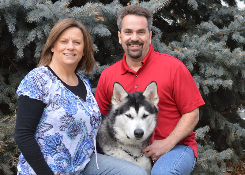 About Phil and DeAnn Brogan of Timberline Properties Home Watch